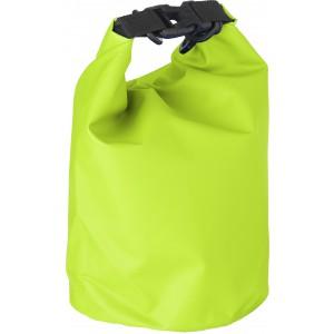 Vízálló táska, világoszöld