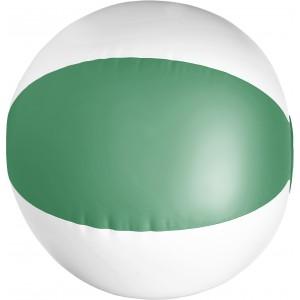Strandlabda, PVC, zöld